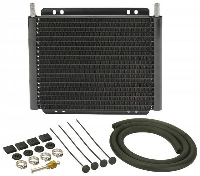 19 Row Plate & Fin Trans Cooler