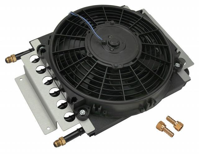 8-Pass Electra-Cool Cooler (-6AN)