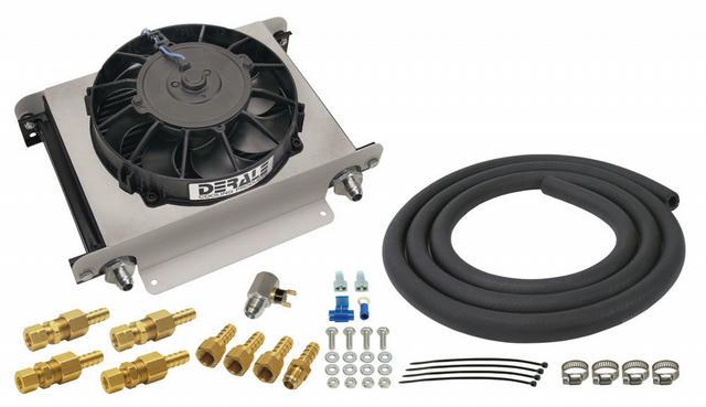 Hyper Cool Cooler Kit -6AN Inlets