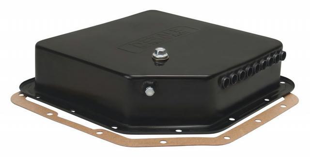 Black Trans Pan GM TH350