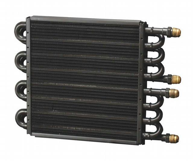 Dual Circuit Oil Cooler 8 & 8 Pass 8an