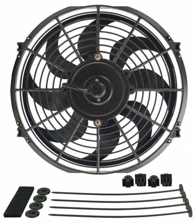 12in Fan Curved Blade 810 CFM