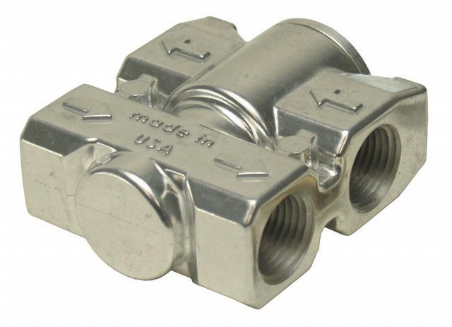 Fluid Control Thermostat 1/2in NPT