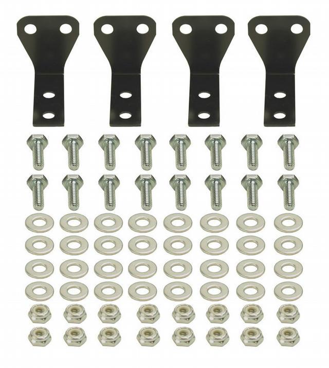 Stack Plate Cooler Bracket Kit