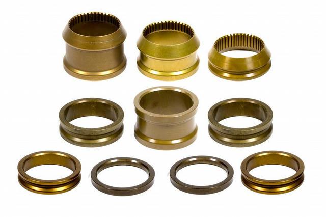 Magnesium Wheel Spacer Kit 10-Pieces