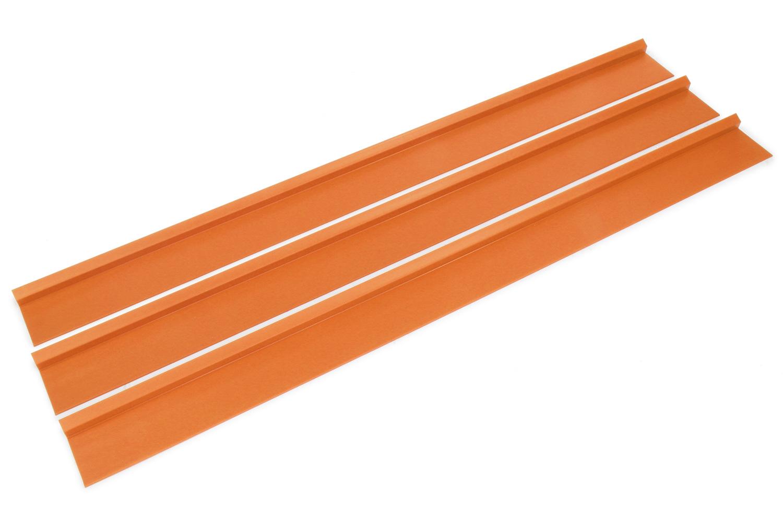 Dirt Rocker Set Flou Orange 3pc
