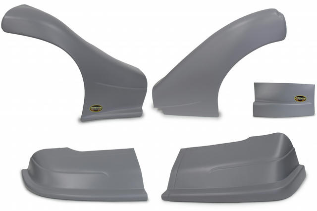 Dominator Late Model Nose Kit Gray