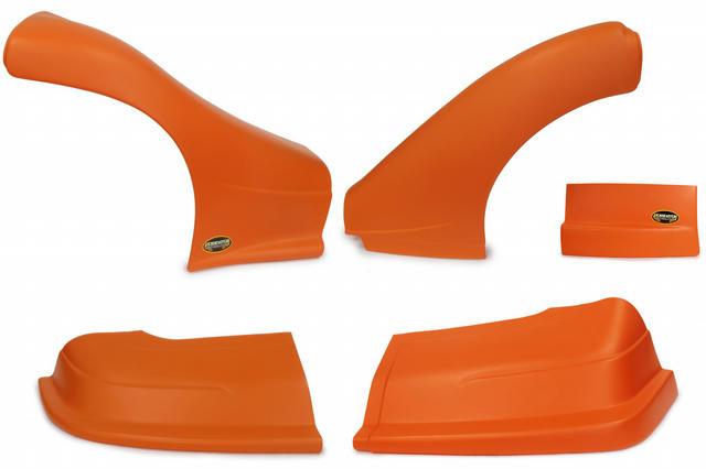 Dominator Late Model Nose Kit Orange
