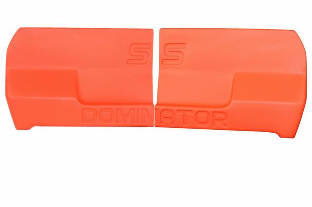 SS Tail Flou Orange Dominator SS