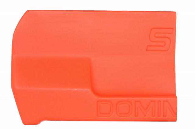 SS Tail Flou Orange Left Side Dominator SS