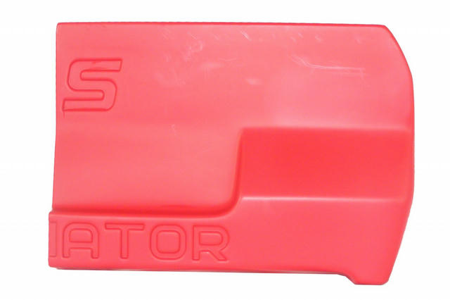 SS Tail Red Right Side Dominator SS