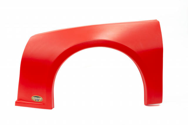 Fender Left Camaro SS Red