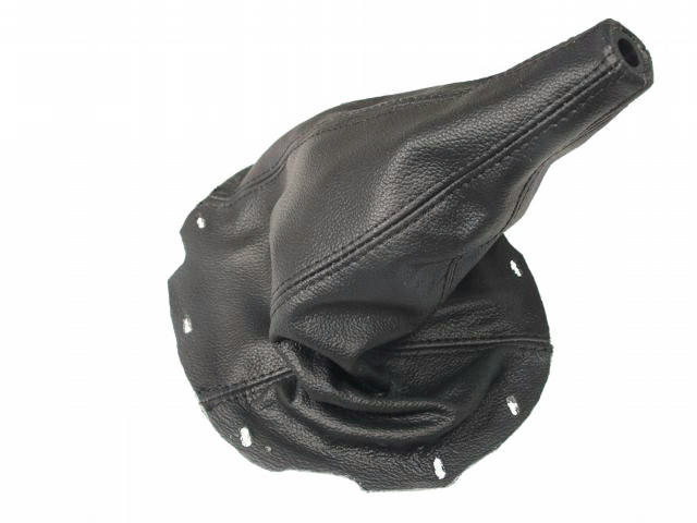 94-03 Leather Shift Boot (Black)