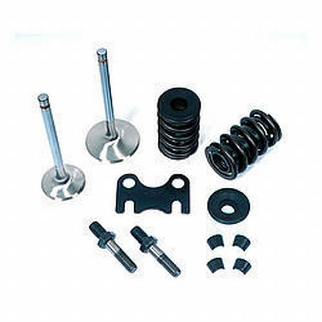 SBC Parts Kit - (1) Head 2.08/1.60 1.550 Spring