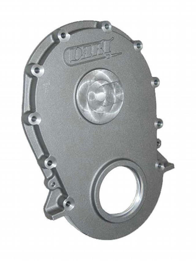 BBC Timing Cover - w/ .400 Raised Cam w/Gasket