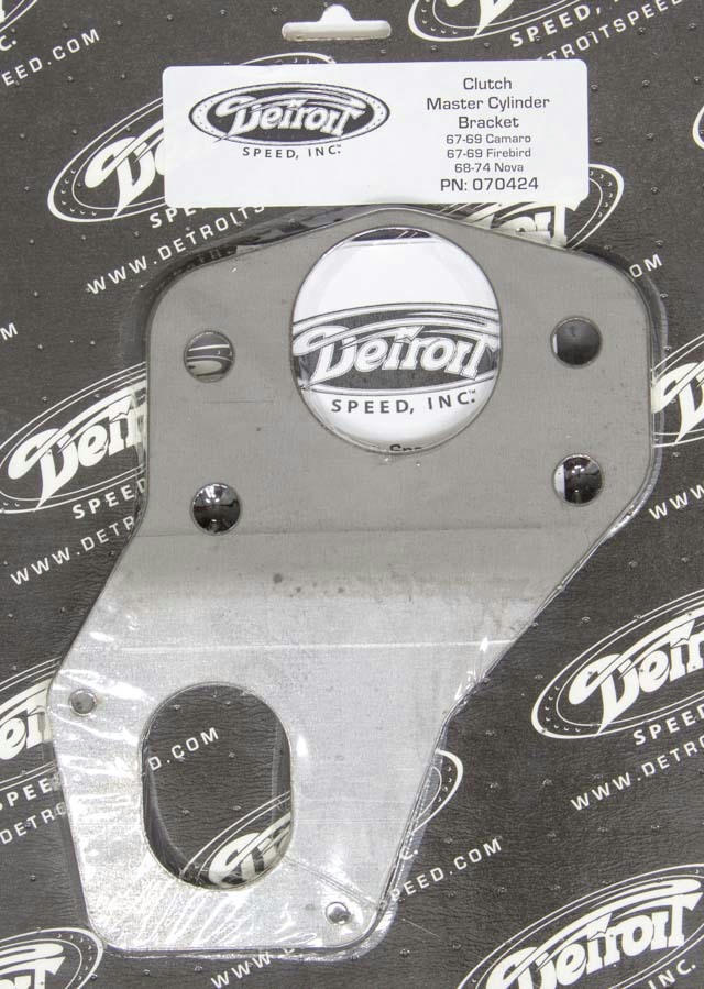 Clutch Master Cylinder Bracket - 67-69 F-Body