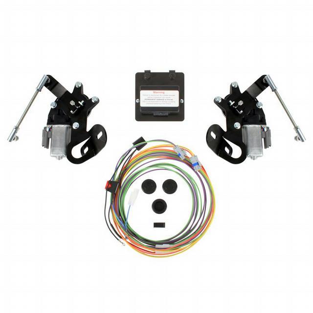 Electric RS Headlight Door Kit - 1968 Camaro
