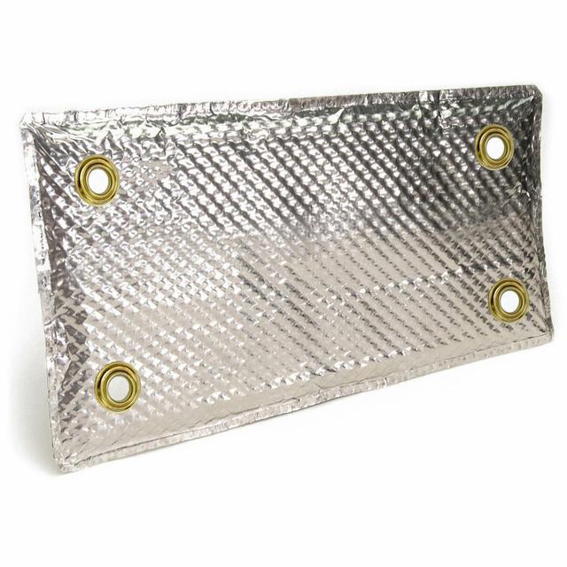 Pipe Shield 4in x 8in