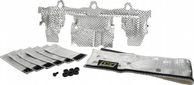 Jeep Fuel Rail & Injecto r Cover Heat Sheild Kit