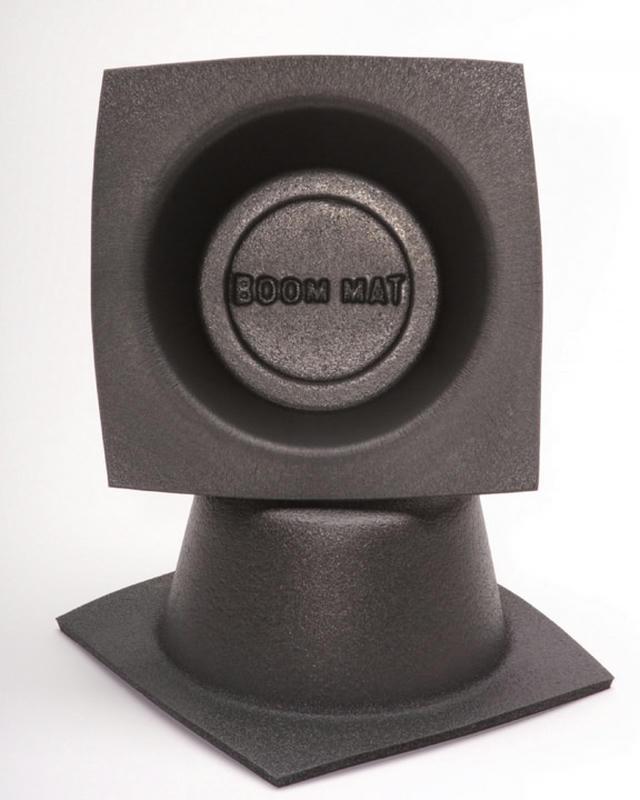 Speaker Baffles Round 6.75in