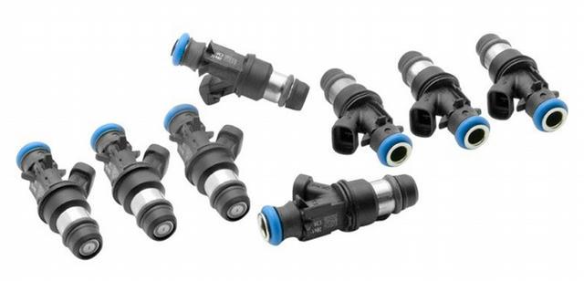 Fuel Injectors Matched Set 450cc (44lb)
