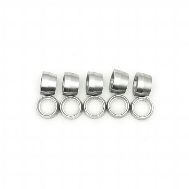 #6 PTFE Olive Inserts 10-Pack