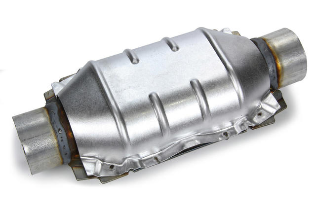 Catalytic Converter 2.5in In/Out 14in Length