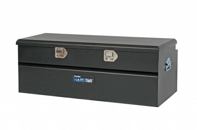 BK/STEEL/TB HARDWARE SE RIES 46in UTILITY CHEST