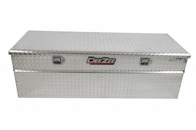 Tool Box - Red Chest BT Aluminum