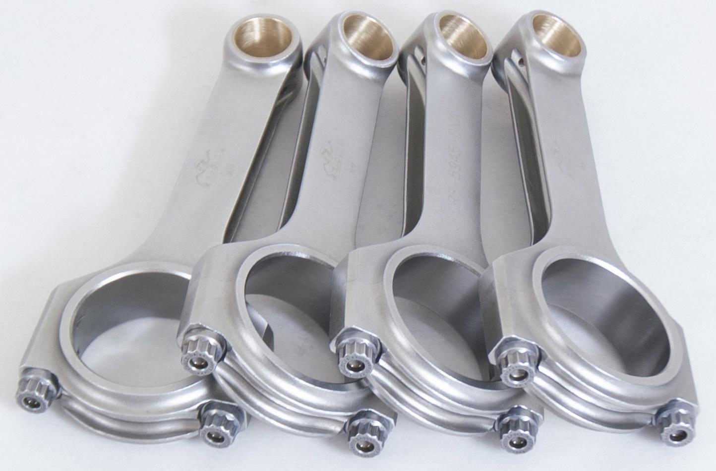 Mopar 2.4L SRT4 4340 Forged H-Beam Rods 5.945