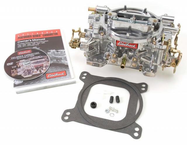 750CFM Performer Series Carburetor w/M/C