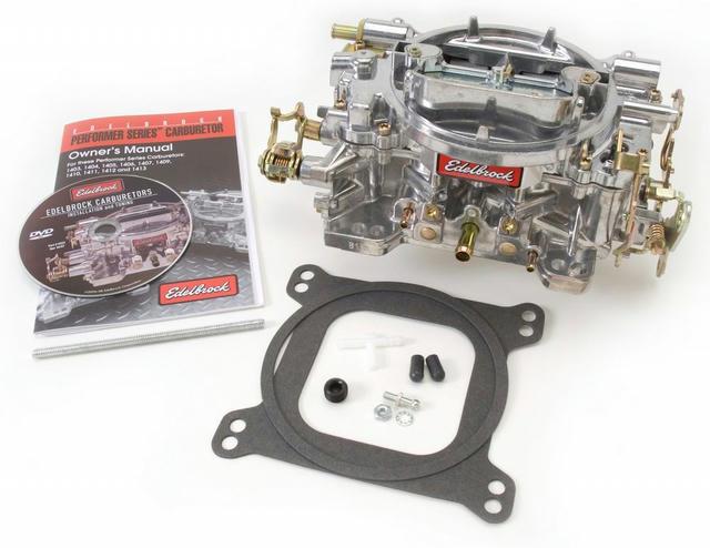 800CFM Performer Series Carburetor w/M/C