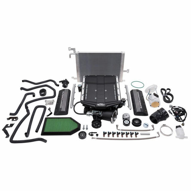E-Force Supercharger Kit 15-17 Dodge 5.7L Hemi