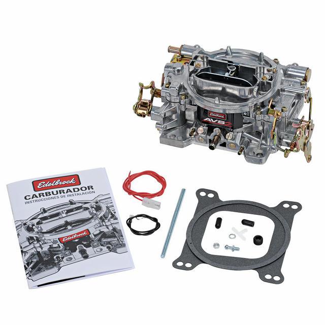 800CFM Thunder Series AVS Carburetor