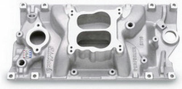 SBC Vortec Performer Manifold - 262-400