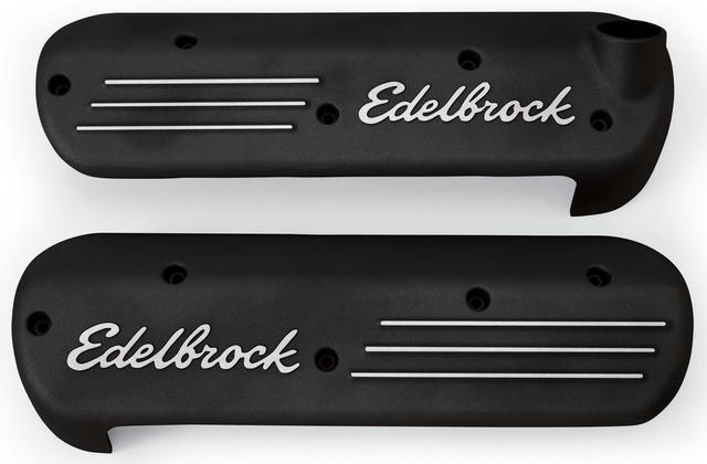 GM LS1 Coil Covers - Black