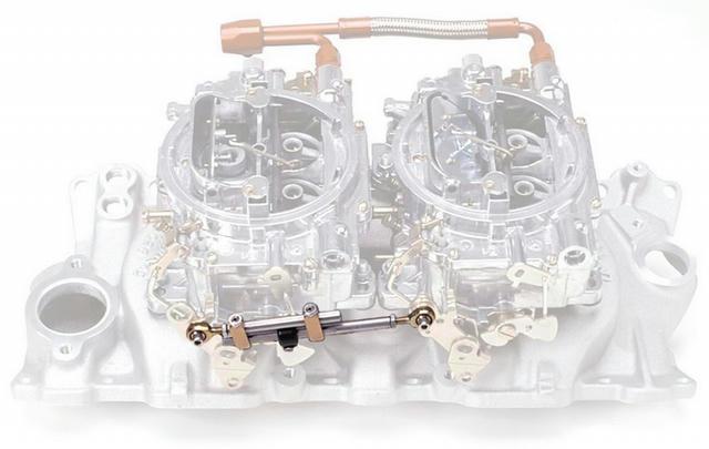 Progressive Throttle Linkage Kit