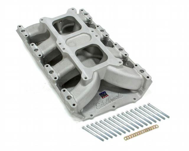 BBM 426 Hemi Dual Quad Intake Manifold for EFI