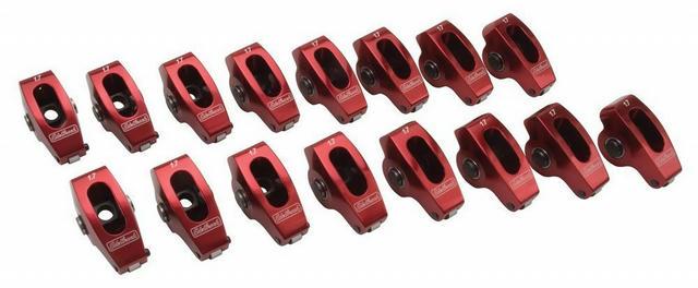 BBC Roller Rocker Arm Set 1.7 Ratio 7/16 Stud