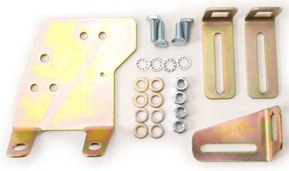 Gold Throttle Bracket - GM