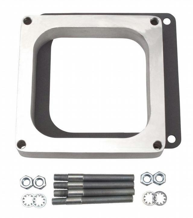 Carburetor Spacer - 1in Open - 4500
