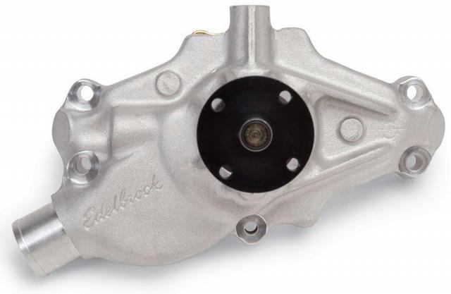 SBC Water Pump - Short- 3/4in Shaft- R/R
