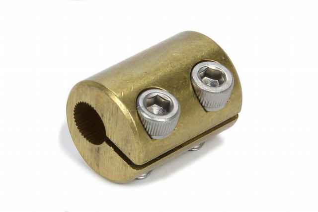 Serrated Coupler 5/16in