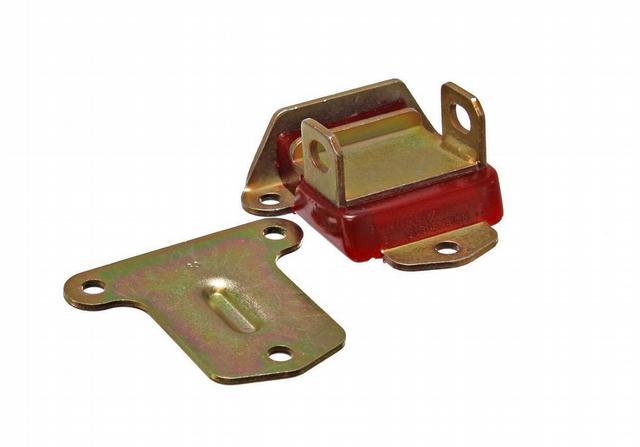 58-72 Chev V8 Motor Moun Zinc Plated - Red