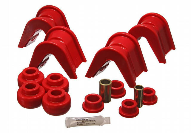 4 Deg. C-Bush Kit - Red