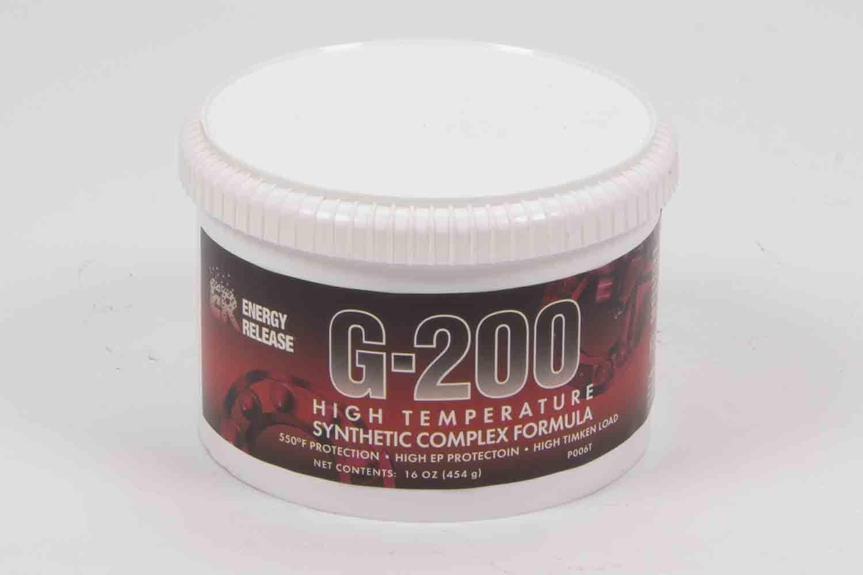G-200 Grease Hi-Temp 16oz Tub Synthetic