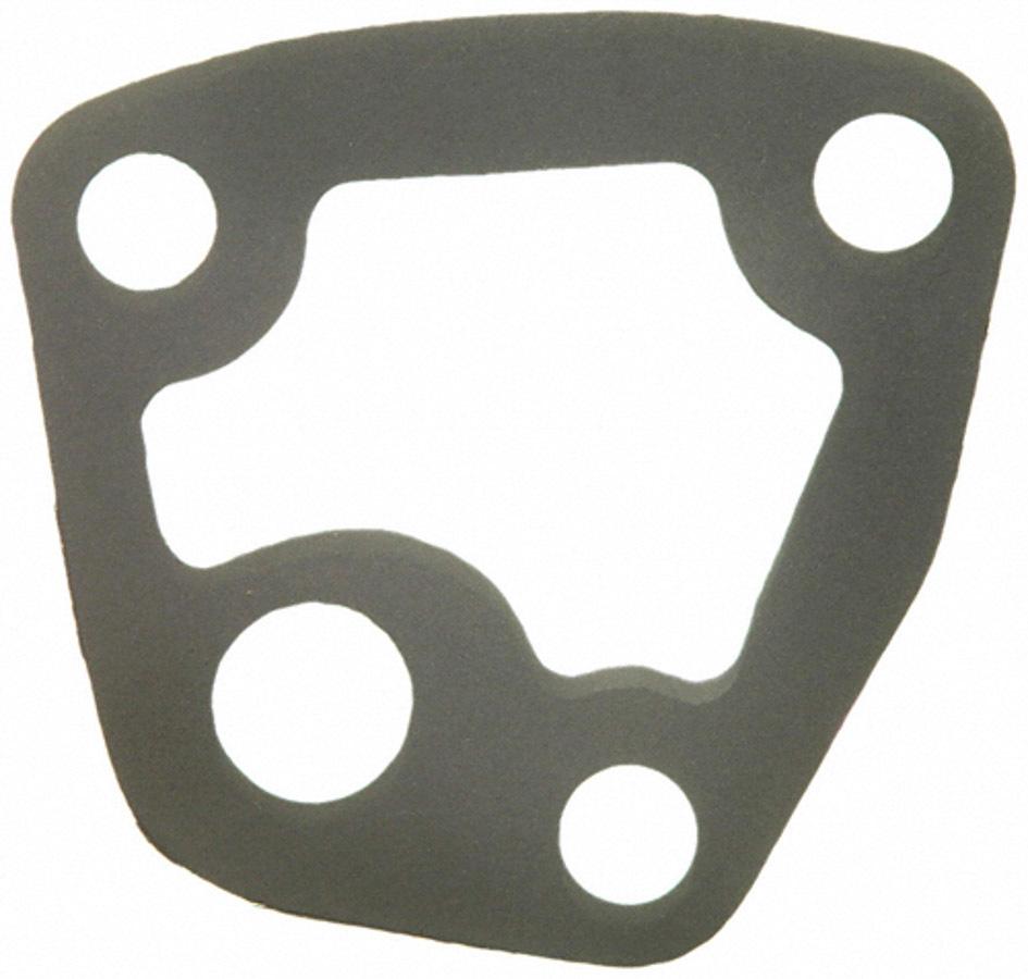 Oil Filter Plate Gasket - Pontiac V8