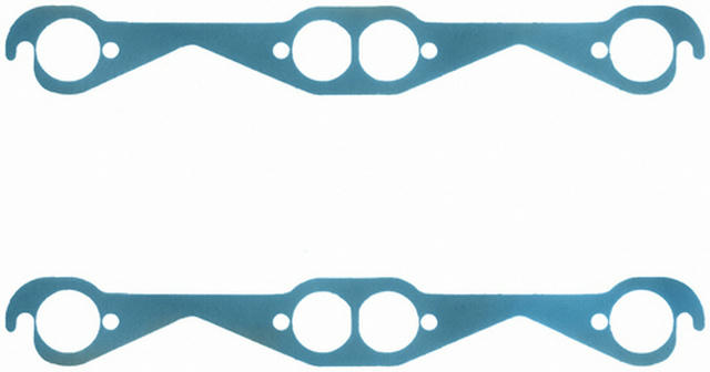 SB Chevy Exhaust Gaskets 262-400 ENG. ROUND PORT
