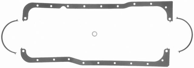 Sb Ford Oil Pan Gasket 302 SVO ENGINE 3/32in