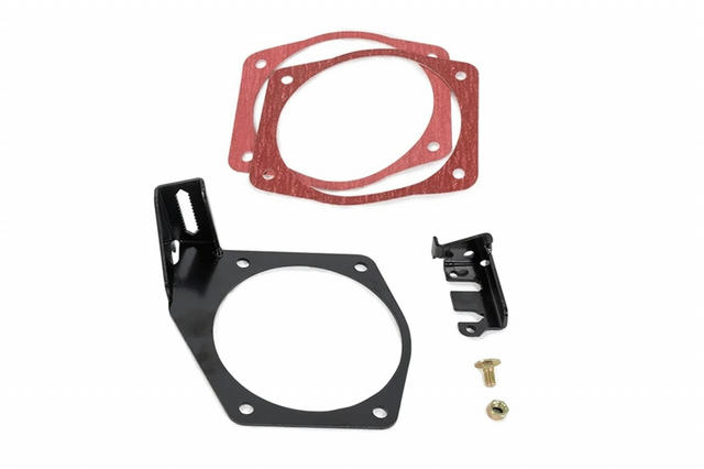 Throttle Cable Bracket GM LS Engines
